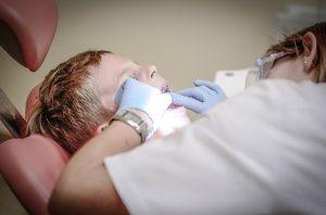 revision dientes niño
