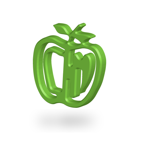 manzana-3d-web